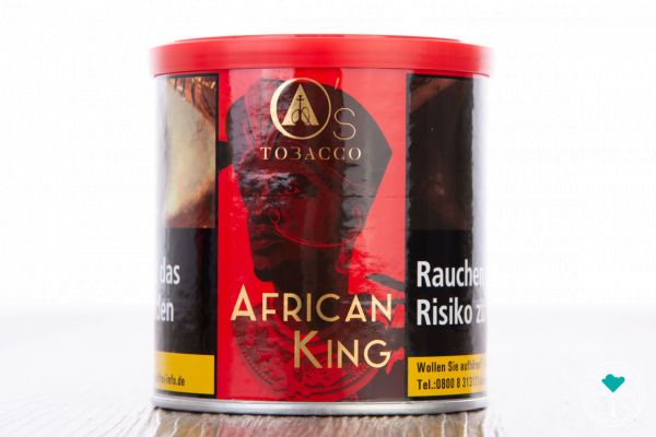 O´s Tobacco   African King   200g