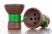 Japona | Turkish Bowl | Green | in Aufbewahrungsbox