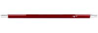 Aladin | Carbon Mundstück | Rot