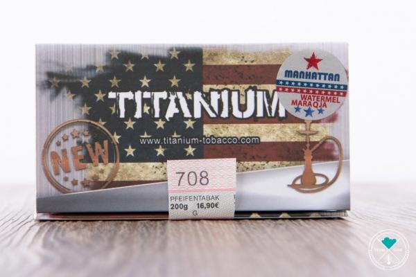 New Titanium | Manhattan | 200g