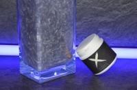 Silver Sparkle Pulver in Bowl