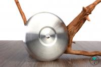 TRIBUS | Kohleteller passend für Spectrum LED | Edelstahl | 20cm