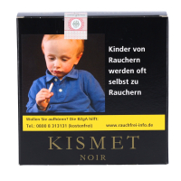 Kismet | NOIR | No. 24 | BLCK BRS | 200g