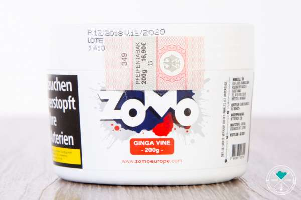 ZOMO | Classic Line | Gingavine | 200g