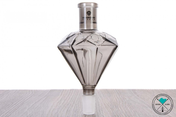 Diamond | Molassefänger | Light Black | 18/8