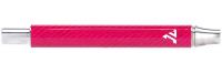 Vyro | Carbon-Mundstück | Pink 17cm