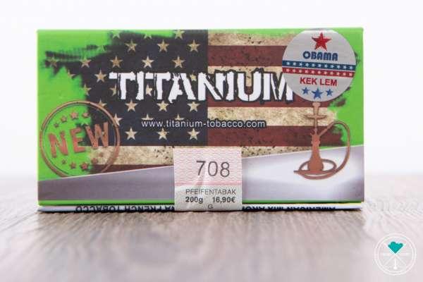 New Titanium | Obama | 200g