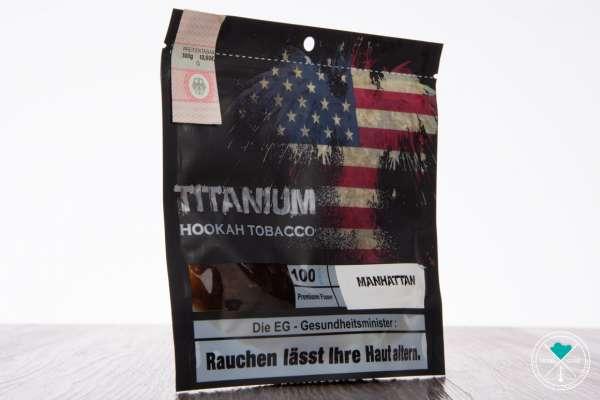 Titanium | Manhattan | 100g