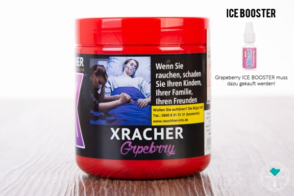 XRACHER | Grpebrry | 200g