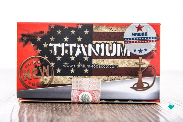 New Titanium | Hawaii | 200g