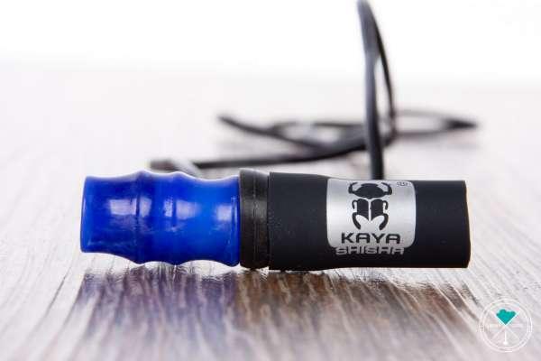 KAYA | Hygiene Mundstück | Blau