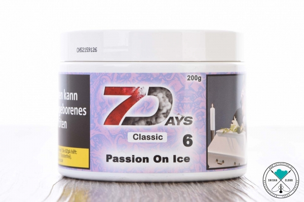 7 Days Classic | Passion on Ice | 200g