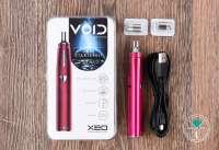 XEO | Void Vaporizer | Starter Kit | Pink
