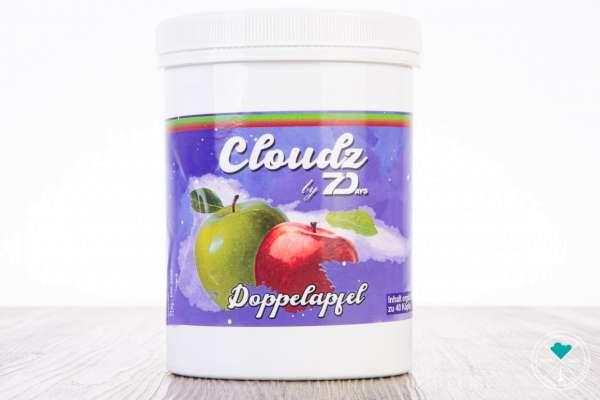 Cloudz | Doppelapfel | Rauchsteine | 500g