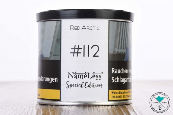 NameLess | Special Edition | Red Arctic | #112 | 200g