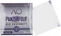 AO | Alufolie | Zuschnitte | 50 Stück