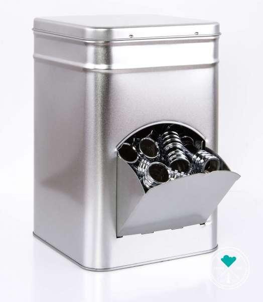 Metallbox | mit Schiebeöffnung