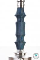 BayernPipe | Säulenset | Hellblau-Silber