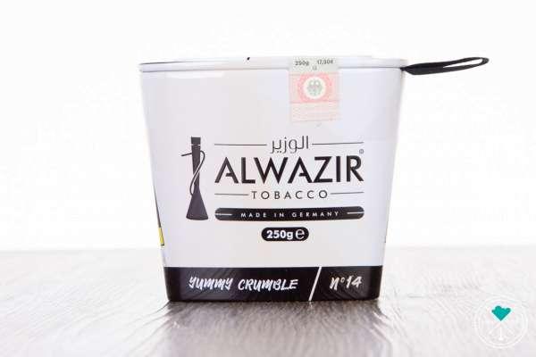 Al Wazir   n° 14   Yummy Crumble   250g