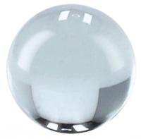 Ventilkugel   Glas   10 mm