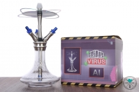 TRIBUS | Virus | Blau | Handcut