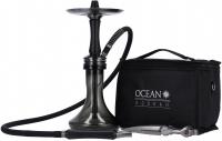 Ocean Hookah   Kaif Small   Black-Black-Midnight