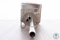 VZ Hookah   Stainless Steel Mini