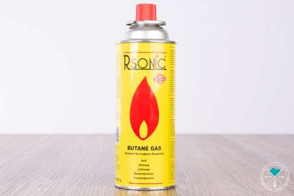 RSonic | Gaskartusche | Flasche | Typ MFS-1a