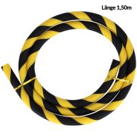 Heavensent   Striped   Gelb/Schwarz   Silikonschlauch