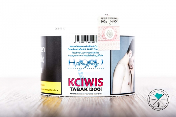 Hasso F@*#ing Freezy | Kciwis | 200g