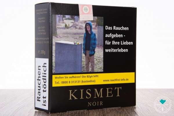 Kismet | NOIR | No. 8 | BLCK LMN | 200g