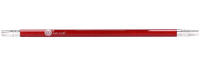 Mata Leon   MLZ250   Carbon-Mundstück   Rot