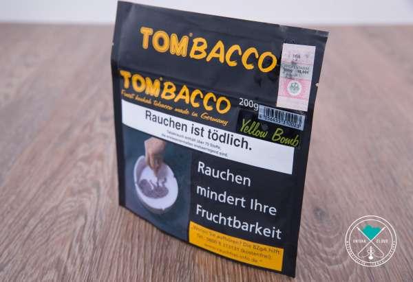TOMBACCO | Yellow Bomb | 200g