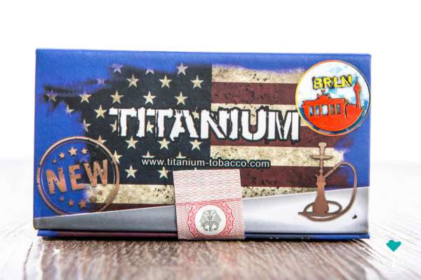 New Titanium | Brln | 200g