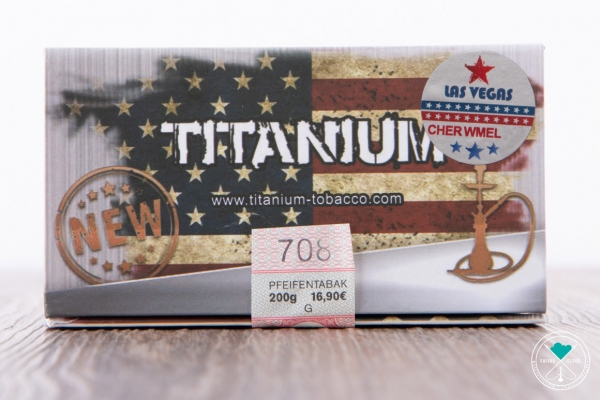 New Titanium   Las Vegas   200g