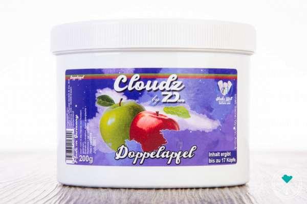 Cloudz | Doppelapfel | Rauchsteine | 200g