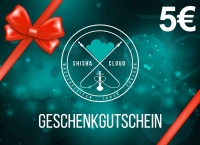 Geschenkgutschein 5€