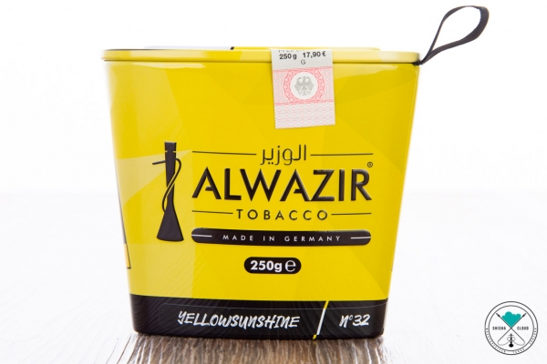 Al Wazir | n° 32 | Yellow Sunshine | 250g