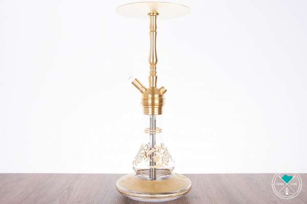 Ocean Hookah | Fusion Brass | Messing