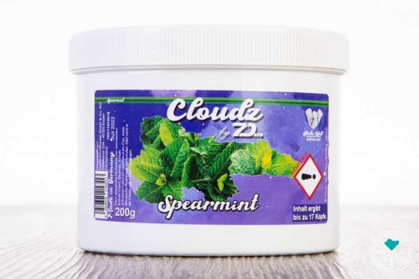 Cloudz   Spearmint   Rauchsteine   200g