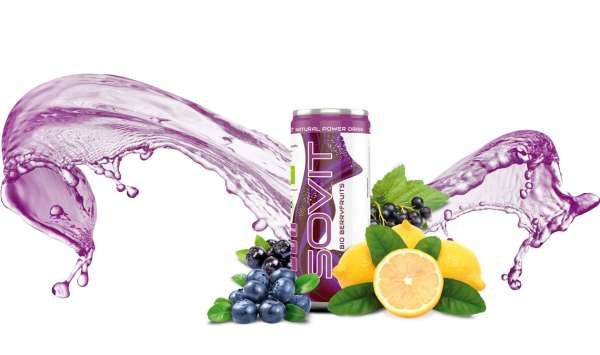 SOVIT | BIO Berryfruits | 250ml
