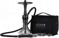 Ocean Hookah | Kaif Small | Black-Onyx-Midnight