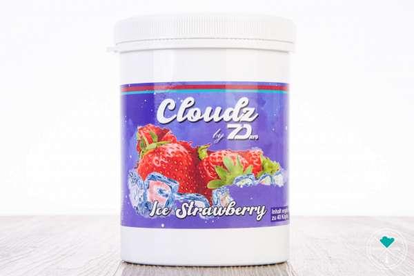 Cloudz | Ice Strawberry | Rauchsteine | 500g