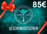 Geschenkgutschein 85€
