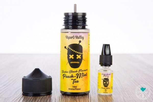 Voodoo Clouds   Peach-Mint Tea   Aroma   10ml