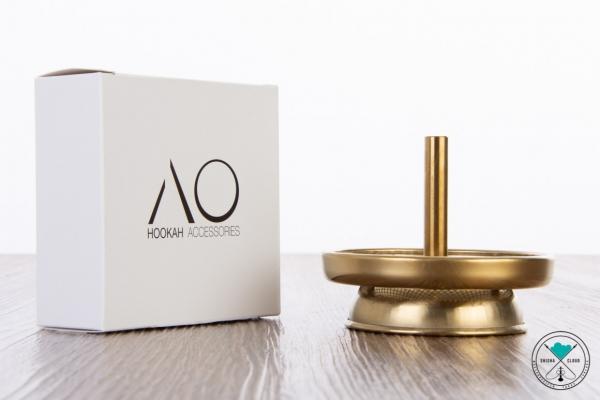AO | Kaminaufsatz | Gold