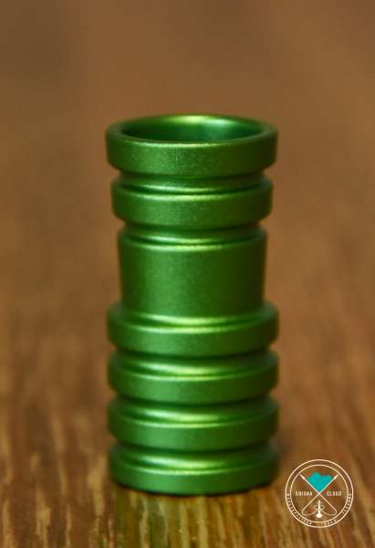 SK | Schlauchanschluss Vapor | 18/8 | Green