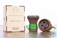 Japona   Smoke Bowl   Grün   in Aufbewahrungsbox