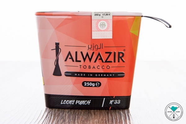 Al Wazir Loony Punch