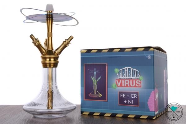 TRIBUS   Virus   Gold   Handcut